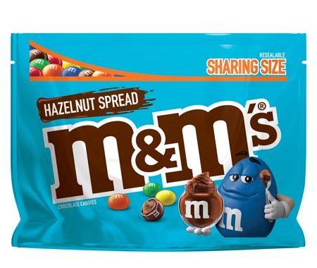 Save $1.00 off (1) M&M's Hazelnut Spread Printable Coupon