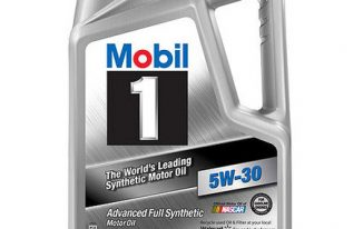 Save $10.00 off (1) Mobil 1 Synthetic Motor Oil Coupon