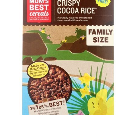 Save $1.00 off (1) Mom's Best Cereals Printable Coupon