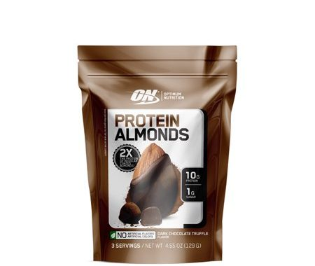 Save $1.00 off (1) Optimum Nutrition Protein Almonds Coupon