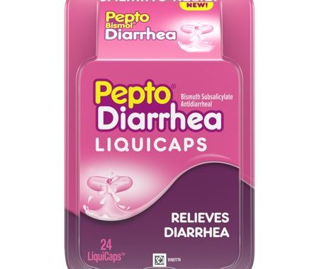 Save $1.00 off (1) Pepto Bismol Liquicaps Printable Coupon
