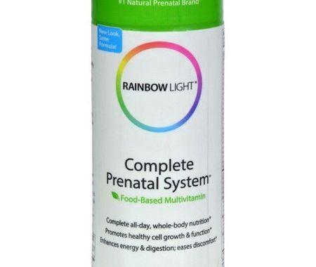 Save $4.00 off (1) Rainbow Light Multivitamins Printable Coupon