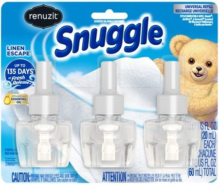 Save $1.00 off (1) Renuzit Scented Oil Printable Coupon