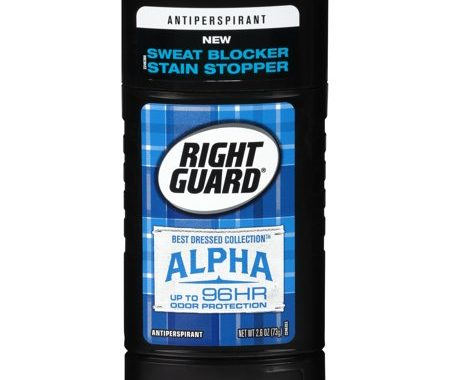 Save $3.00 off (2) Right Guard Best Dressed Collection Coupon