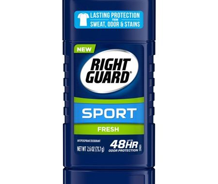 Save $1.00 off (1) Right Guard Sport Printable Coupon