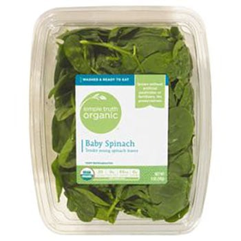 Save $0.60 off (1) Simple Truth Organic Packaged Salad Coupon
