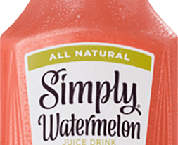 Save $0.75 off (1) Simply Watermelon Juice Printable Coupon