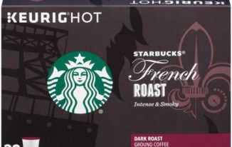 Save $6.00 off (1) Starbucks French Roast Coffee Coupon