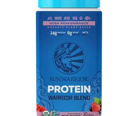 Save $3.00 off (1) Sun Warrior Protein Powder Tub Coupon