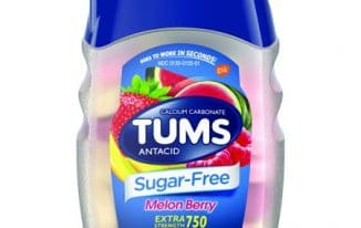 Save $1.50 off (1) Tums Sugar Free Printable Coupon