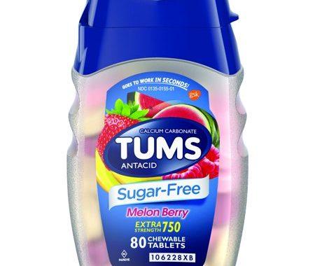 Save $1.50 off (1) Tums Sugar Free Printable Coupon