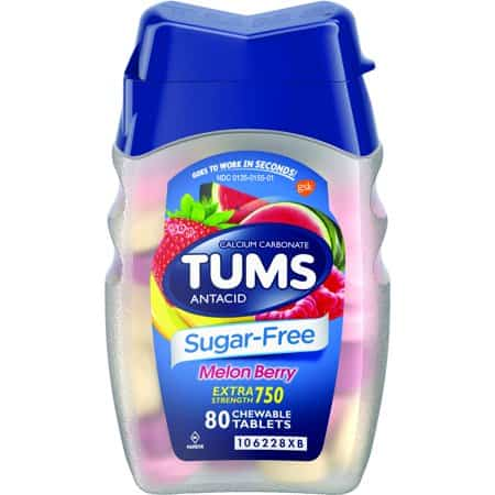picture relating to Tums Printable Coupon named Help save $1.50 off (1) Tums Sugar Cost-free Printable Coupon