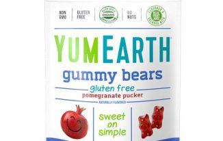 Save $1.00 off (1) YumEarth Gummy Bears Coupon