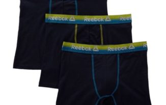 Save $2.00 off (1) Reebok Cotton Stretch Boxer Brief Coupon