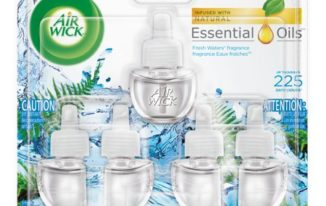 Save $1.50 off (1) Air Wick Scented Oil Refill Coupon