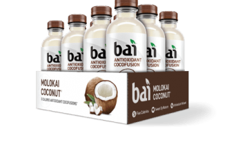 Save $4.00 off (1) Bai Antioxidant Cocofusion Coupon