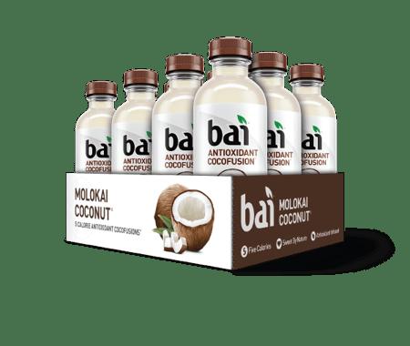 Save $4.00 off (1) Bai Antioxidant Cocofusion Coupon