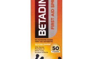Save $2.00 off (1) Betadine Antiseptic Printable Coupon
