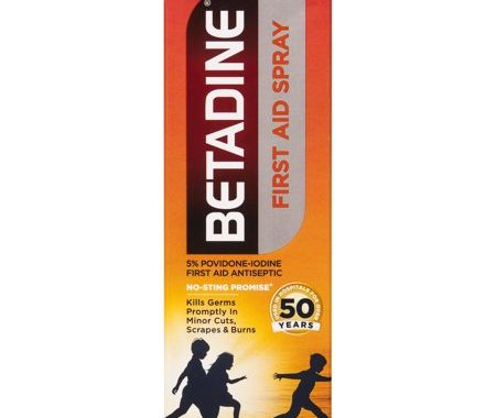 Save $2.00 off (1) Betadine Antiseptic Printable Coupon