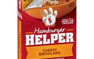 Save $1.00 off (4) Betty Crocker Helper Printable Coupon