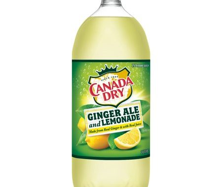 Save $0.75 off (2) Canada Dry Ginger Ale & Lemonade Coupon