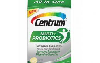 Save $4.00 off (1) Centrum Multi + Probiotics Printable Coupon