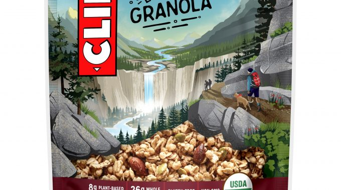 Save $1.00 off (1) Clif Cinnamon Almond Energy Granola Coupon