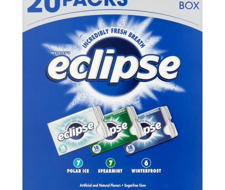 Save $1.50 off (1) Eclipse Gum Variety Pack Coupon
