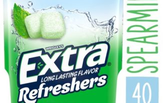 Save $1.00 off (1) Extra Refreshers Printable Coupon
