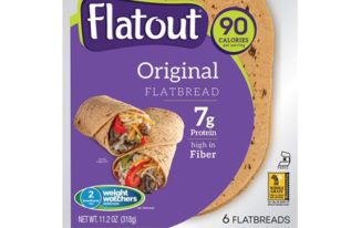 Save $0.75 off (1) Flatout Original Flatbread Coupon