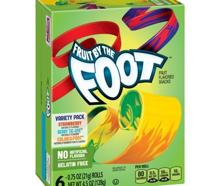 Save $0.50 off (2) Fruit by the Foot Fruit Snacks Coupon