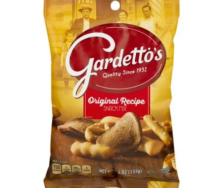 Save $0.50 off (2) Gardetto's Snack Mix Printable Coupon