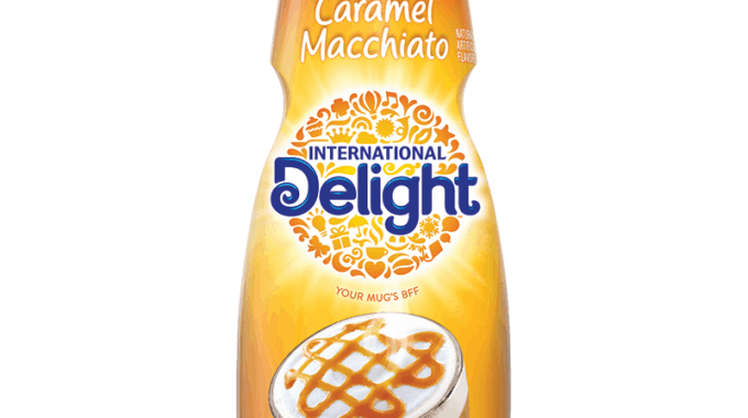 Save $1.00 off (1) International Delight Coffee Creamer Coupon