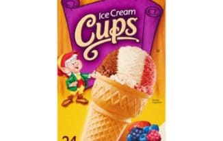 Save $0.50 off (2) Keebler Ice Cream Cones Printable Coupon