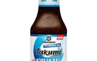 Save $1.00 off (1) Kikkoman Teriyaki Takumi Sauce Coupon