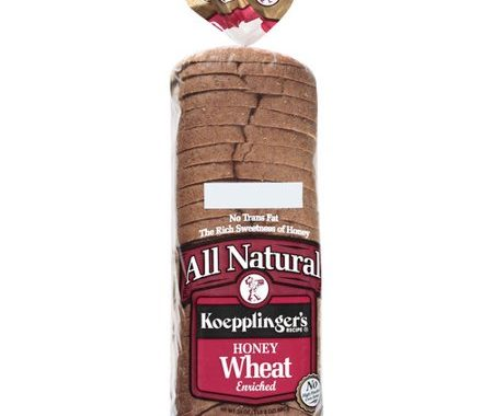Save $1.00 off (1) Koepplinger's Recipe Bread Printable Coupon