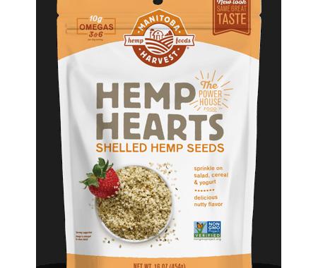 Save $1.50 off (1) Manitoba Harvest Hemp Hearts Coupon