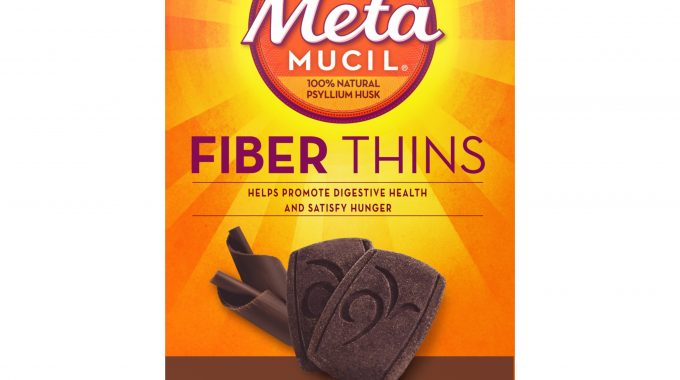 Save $2.00 off (1) Metamucil Fiber Thins Printable Coupon