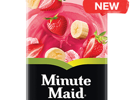 Save $0.55 off (1) Minute Maid Smoothie Makers Printable Coupon