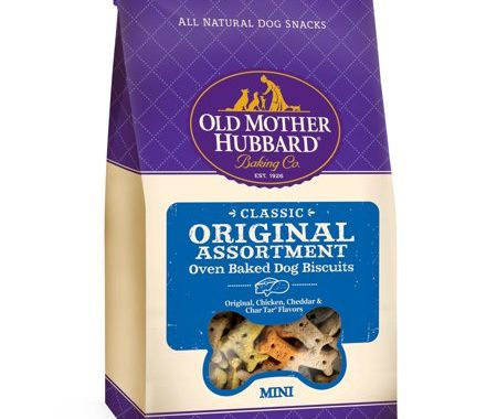 Save $1.00 off (1) Old Mother Hubbard Dog Snacks Coupon