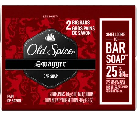 Save $3.00 off any (3) Old Spice Bar Soap Coupon