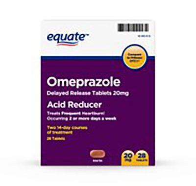 Save $3.00 off (1) Omeprazole Orally Disintegrating Tablet Coupon