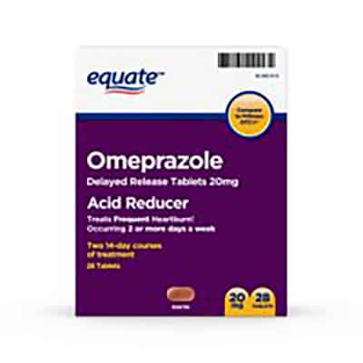 Save 3 00 Off 1 Omeprazole Orally Disintegrating Tablet