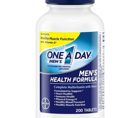 Save $3.00 off (1) One a Day Men's Health Formula Coupon