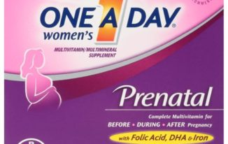 Save $3.00 off (1) One a Day Women's Prenatal Multivitamins Coupon