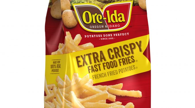 Save $0.75 off (1) Ore-Ida Frozen Potatoes Coupon