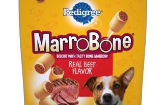 Save $1.00 off (1) Pedigree Marrobone Dog Snacks Coupon