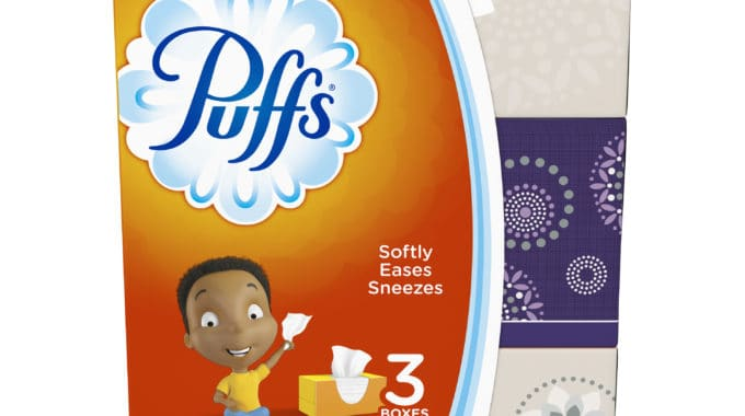 Save $0.75 off any (1) Puffs Tissue Multipack Coupon