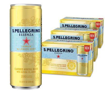 Save $1.50 off (1) S.Pellegrino Essenza Printable Coupon