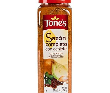 Save $1.00 off (1) Tone's All Purpose Seasoning Coupon